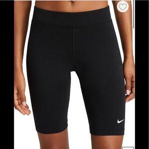womens Nike biker shorts